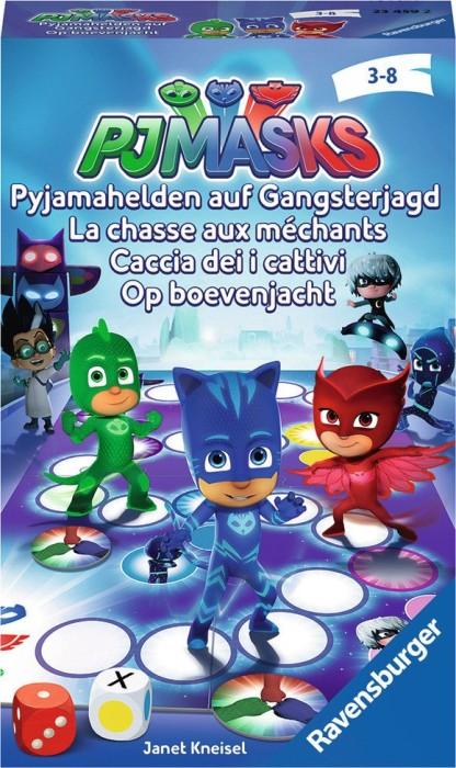 PJ Masks Pyjamahelden auf Gangsterjagd
