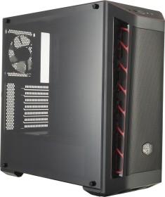 Cooler Master MasterBox MB511 rot, Acrylfenster (MCB-B511D-KANN-S00)