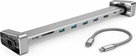 Hama 9 in 1 Docking Station, USB-C 3.0 [Buchse] (135765)