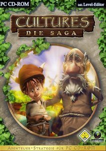 Cultures - Die Saga (deutsch) (PC)