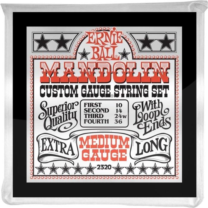 Ernie Ball Stainless Steel tenor Mandolin Medium (P02320)