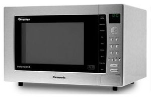 Panasonic NN-CT890SBPQ microwave with grill