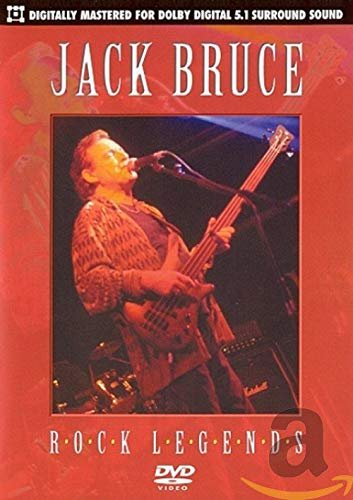 Jack Bruce - Live at Canterbury -- via Amazon Partnerprogramm