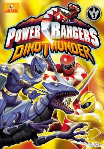 Power Rangers - Dino Thunder Vol. 3 -- via Amazon Partnerprogramm