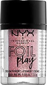NYX Foil Play Cream Pigment Lidschatten french macaron, 2.5g