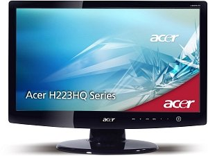 "Acer High definition H223HQEbmid, 21.5"" (ET.WH3U.E01)"