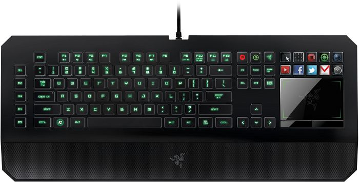 Razer DeathStalker Ultimate, USB, US (RZ03-00790100-R3M1)