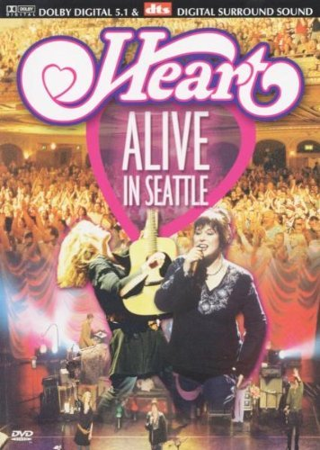 Heart - Alive in Seattle -- via Amazon Partnerprogramm