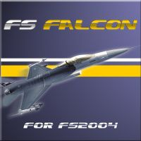 Flight Simulator 2004 - FS Falcon (Add-on) (niemiecki) (PC)