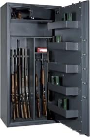 Format Cervo V Multi Waffentresor, Schlüsselschloss