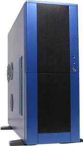 Chieftec Mesh LCX-01BL-BL-B blau