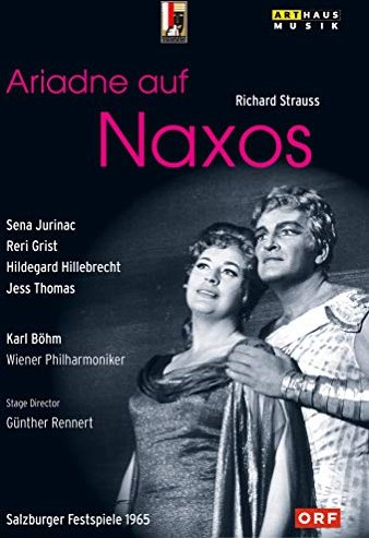 Richard Strauss - Ariadne auf Naxos -- via Amazon Partnerprogramm