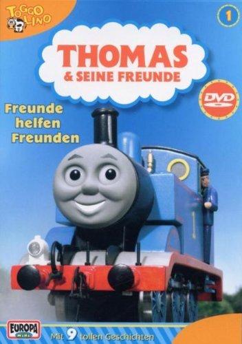 Thomas und seine Freunde 1 - Freunde helfen Freunden -- via Amazon Partnerprogramm