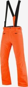 Salomon Stance Hose lang red orange (Herren) (C13976)