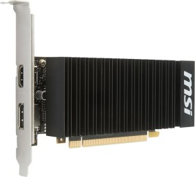 MSI GeForce GT 1030 2GH LP OC, 2GB GDDR5, HDMI, DP (V809-2498R)