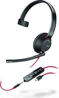 Plantronics Blackwire C5210 USB-C schwarz (207587-01) -- via Amazon Partnerprogramm