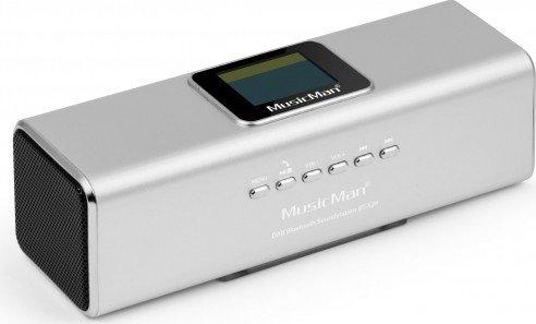 Technaxx MusicMan BT-X29 silver (4672)
