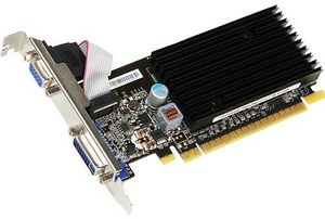 MSI N8400GS-D512H, GeForce 8400 GS, 512MB DDR2, VGA, DVI (V206-003R)