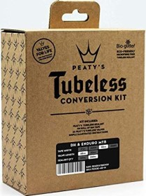 Peaty's DH Wide Tubeless Conversion Kit