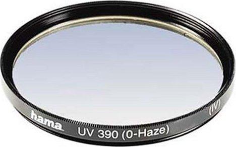 Hama Filter UV 390 (O-Haze) HTMC 49mm (70349/70649) -- via Amazon Partnerprogramm