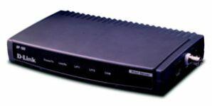 D-Link DP-100+ Serwery wydruku