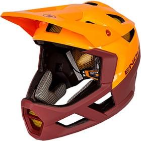 Endura MT500 Fullface-Helm mandarine (E1518OT)
