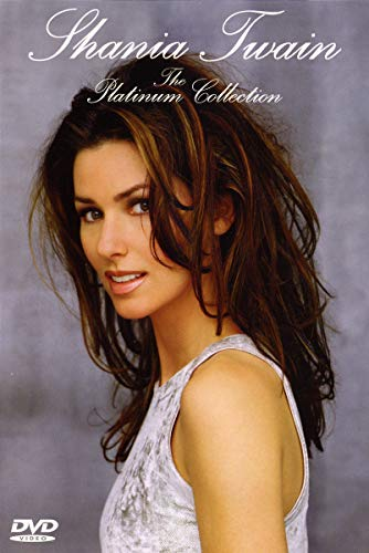 Shania Twain - The Platinum Collection -- via Amazon Partnerprogramm
