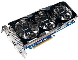 Gigabyte GeForce GTX 580 Triple Fan, 1.5GB GDDR5, 2x DVI, Mini HDMI (GV-N580UD-15I)