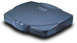 D-Link DP-301 print server, parallel