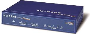 Netgear PS110 mini-Print-Server