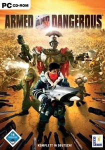 Armed & Dangerous (German) (PC)