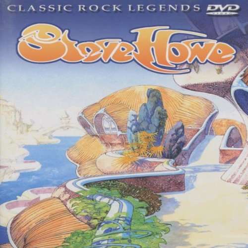 Steve Howe - Classic Rock Legends -- via Amazon Partnerprogramm