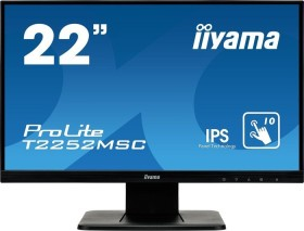 "iiyama ProLite T2252MSC-B1, 21.5"""