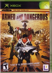 Armed & Dangerous (German) (Xbox) -- (c) DCI AG