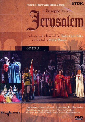 Giuseppe Verdi - Jerusalem -- via Amazon Partnerprogramm