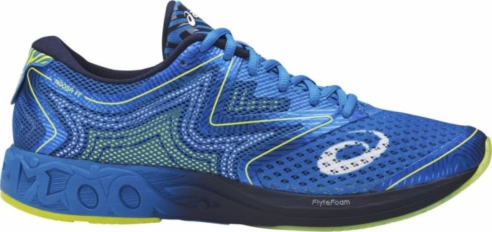 Asics Noosa FF electric bluepeacoatenergy green ab € 82,50