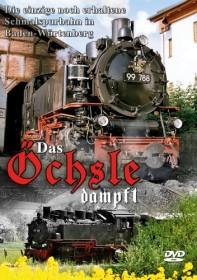 Das Öchsle dampft (DVD)