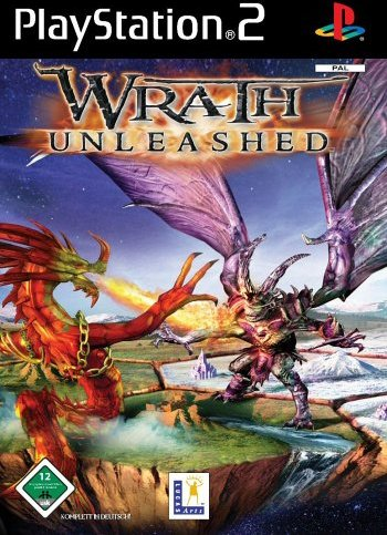 Wrath Unleashed (deutsch) (PS2) -- via Amazon Partnerprogramm