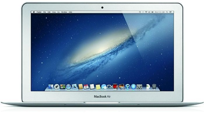 "Apple MacBook Air, 11.6"", Core i7-3667U, 8GB RAM, 512GB SSD (mid 2012)"