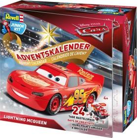 Revell Lightning McQueen Advent Calendar 2018 (01016)