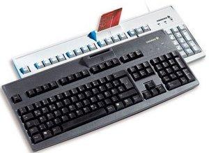 Cherry SmartBoard schwarz, USB, DE (G83-6744LUZDE-2)