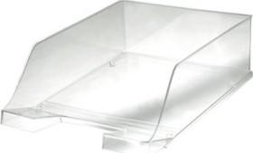 HAN Klassik XXL Briefablage A4 transparent glasklar (1047-23)