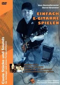 Bernd Brümmer - Einfach E-Gitarre lernen