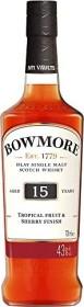 Bowmore 15 Years Old Darkest 700ml