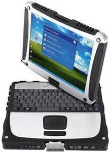Panasonic Toughbook CF-18, Pentium-M 733 1.10GHz (CF-18FHHZBBE)