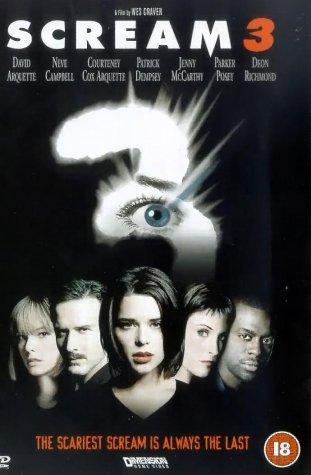 Scream 3 (UK) -- via Amazon Partnerprogramm