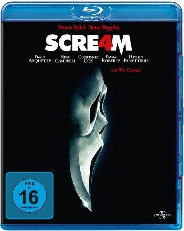 Scream 4 (Blu-ray) -- via Amazon Partnerprogramm