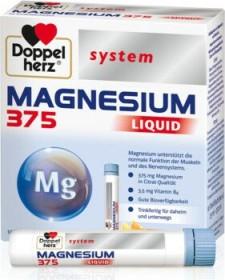 Doppelherz system Magnesium 375 liquid, 10 Stück