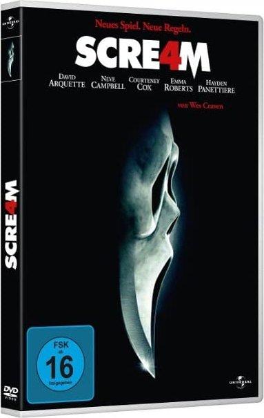 Scream 4 -- via Amazon Partnerprogramm