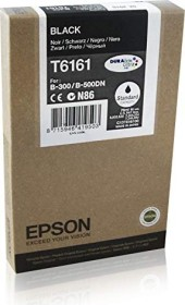 Epson Tinte T6161 schwarz (T616100)